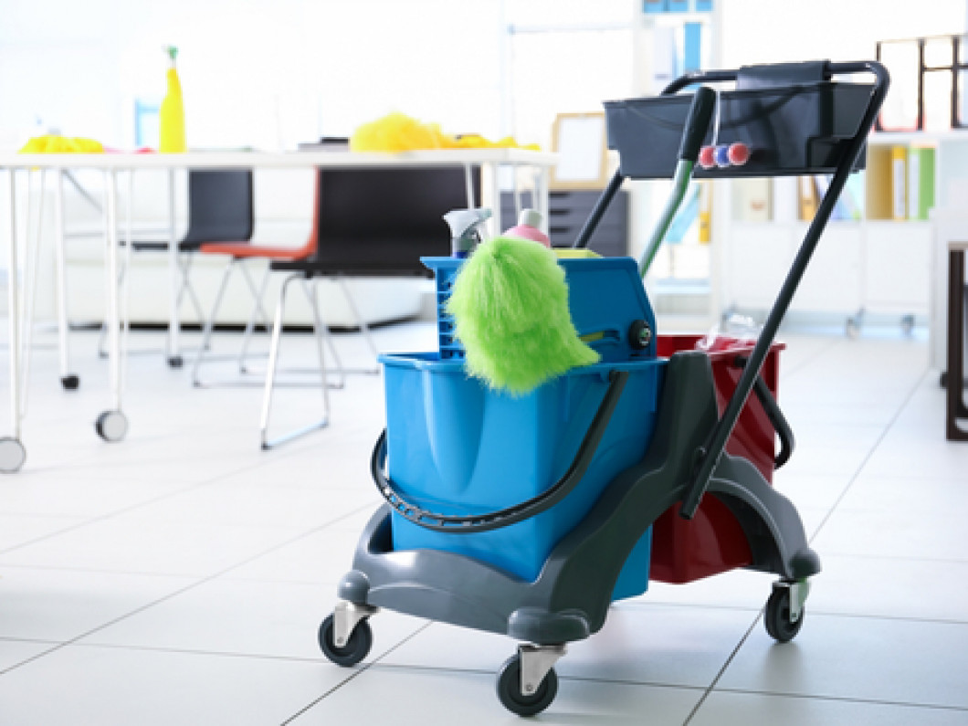 Rely On Us for Janitorial Service